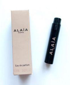 Mẫu thử nước hoa nữ Alaia Paris