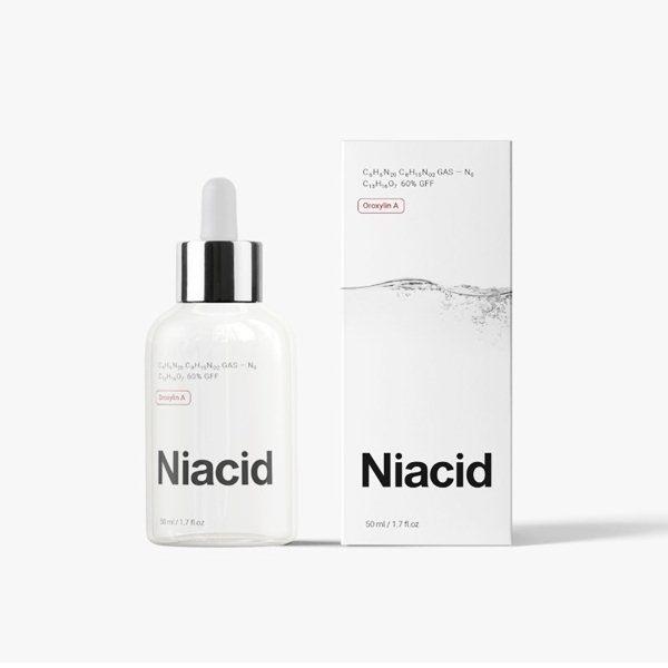 Tinh chất serum làm đầy dần sẹo lõm sau mụn Niacid - ALA Perfume