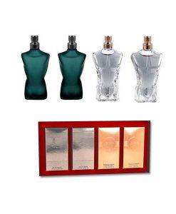 Gift Set Nuoc Hoa Mini Nam Le Male Jean Paul Gaultier