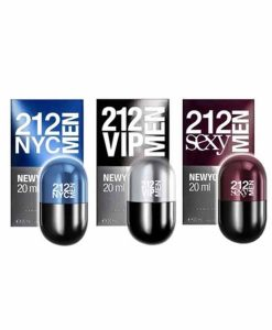Gift Set Nuoc Hoa Nam 212 Men Pills Bill Us