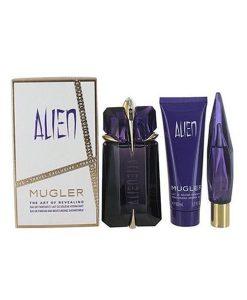 Gift Set Nuoc Hoa Nu Alien Mugler Refillable Thierry Mugler