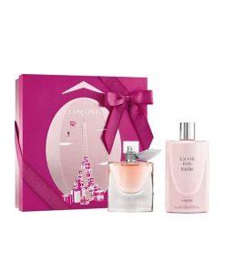 Gift Set Nuoc Hoa Nu La Vie Est Belle Lancome