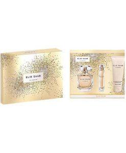 Gift Set Nuoc Hoa Nu Le Parfum Edp Elie Saab