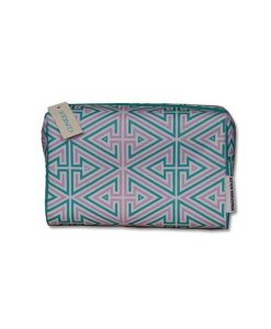 Makeup Bag Tui Dung My Pham Clinique Jonathan Adler