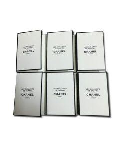Mau Thu Nuoc Hoa Chanel Les Exclusifs