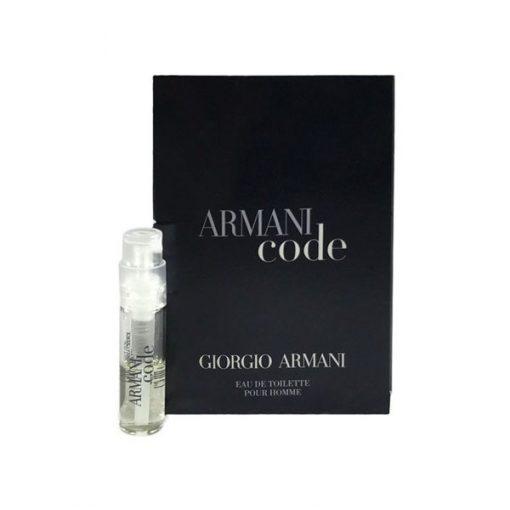 Mau Thu Nuoc Hoa Nam Armani Code Giorgio Armani