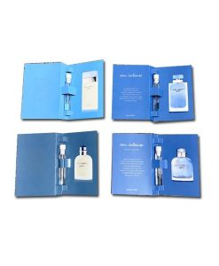 Mau Thu Nuoc Hoa Nam Nu Light Blue Dolce Gabbana