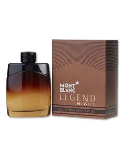 Nuoc Hoa Nam Legend Night Edp Mont Blanc