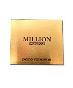 Set Mau Thu Nuoc Hoa Nam 1 Million Bo Co Ti Phu Paco Rabanne
