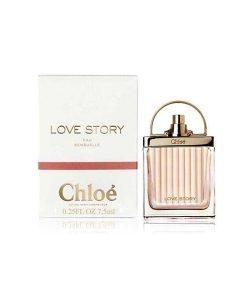 Nuoc Hoa Mini Nu Chloe Love Story Eau Sensuelle