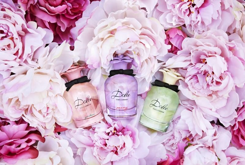 Nuoc Hoa Dolce Peony Shine Floral Drops