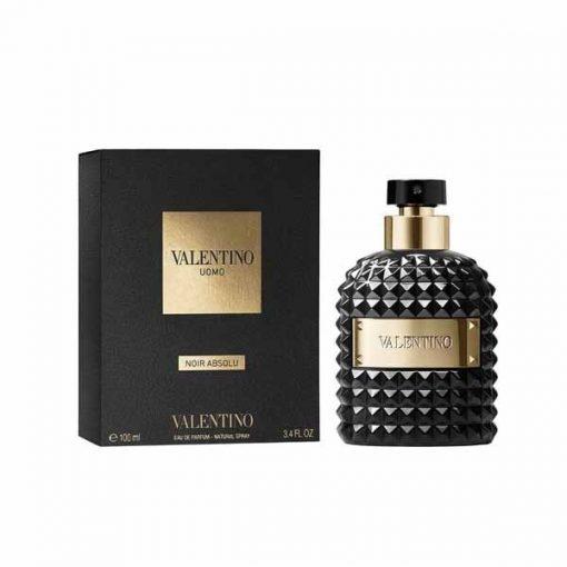 Nuoc Hoa Valentino Uomo Noir Absolu For Men Edt